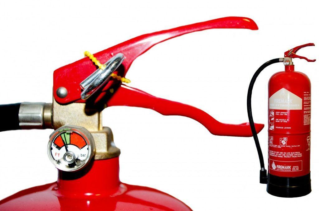 מילוי מטפי כיבוי אש: כל מה שאתה צריך לדעת